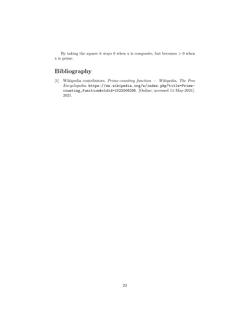 Using Periodic Functions to Determine Pr