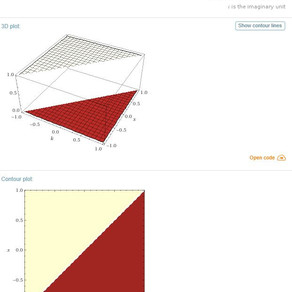 A Novel Step Function for Operational Calculus