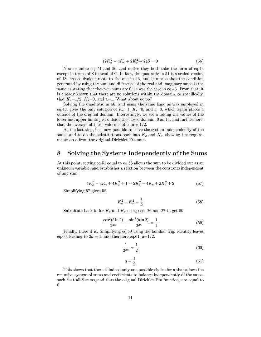 Riemann Hypothesis Proof