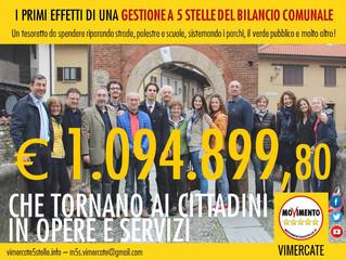 1 Milione di euro per i cittadini!