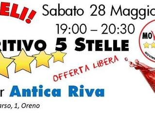 Incontriamoci a Oreno, Ruginello e Velasca!
