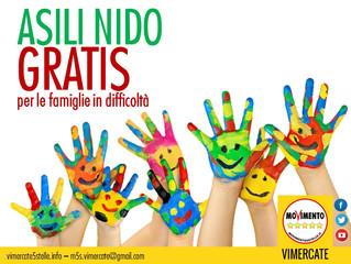"""""""Nidi Gratis"""": Vimercate accreditata al bando regionale!"""