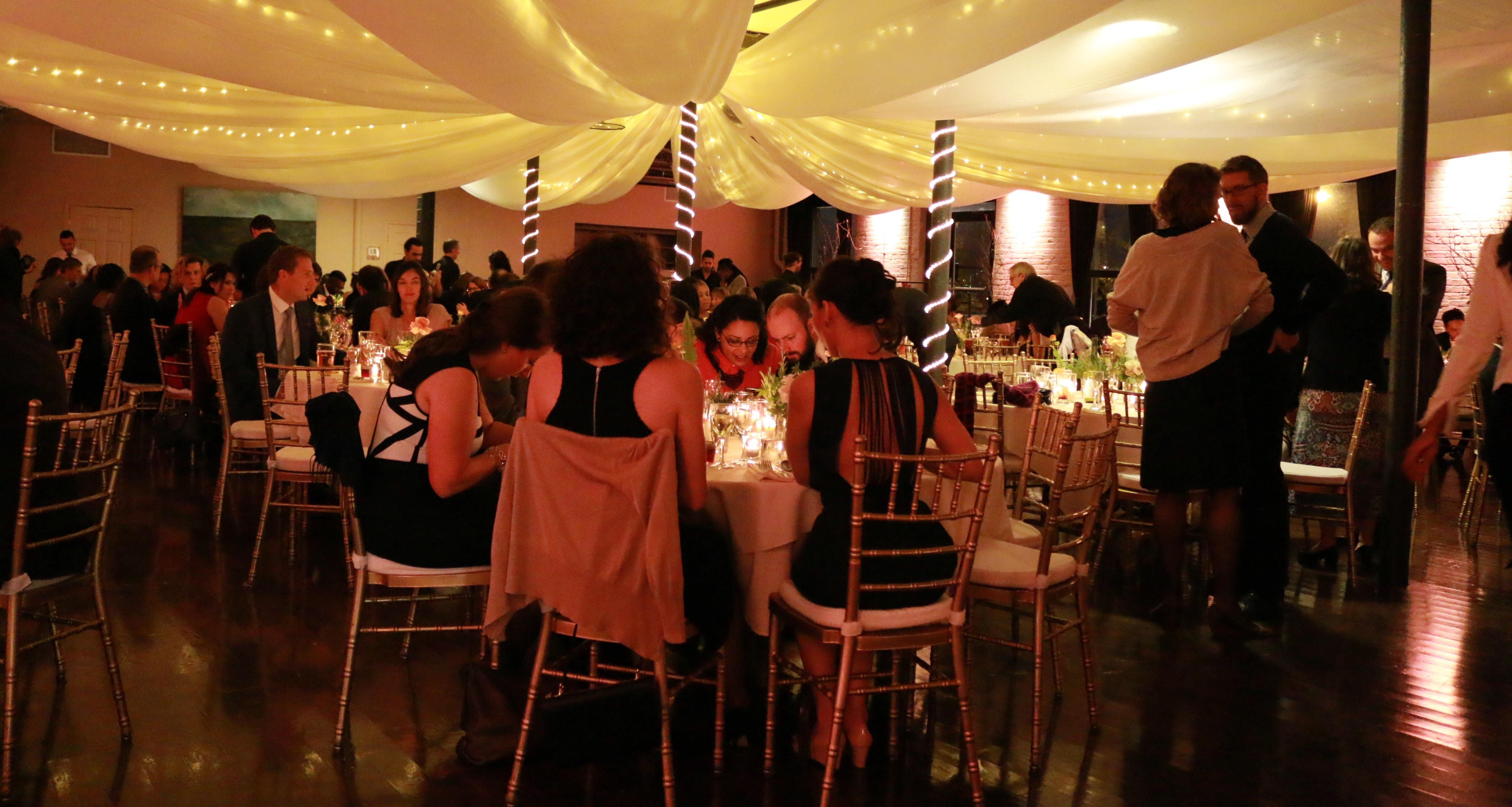 Réception de mariage @L'espace Canal