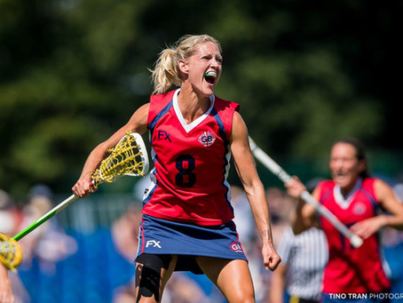 BRITISH LACROSSE – Formal incorporation and Men's and Women's Team appointments