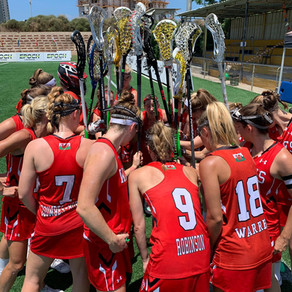 Women's World Championship 2022 Training Squad