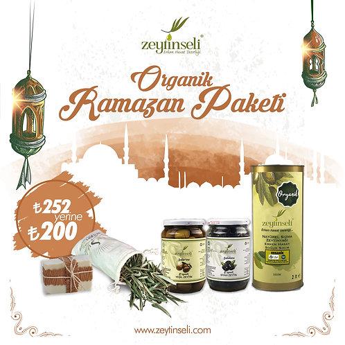Organik Ramazan Paketi