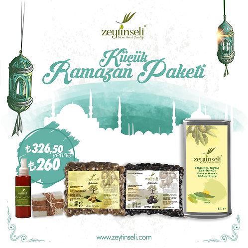 Küçük Ramazan Paketi