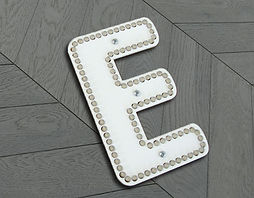 NeoLED letters