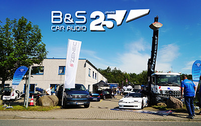 B & S CAR AUDIO