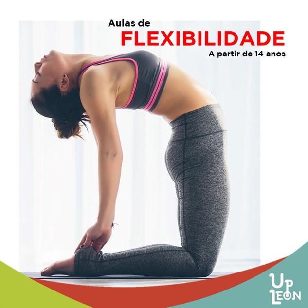 Aulas de flexibilidade