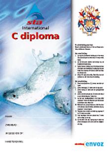 ENVOZ diploma