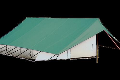 Tente Alpino - EUROP Patrouille 6x4 Green/ White