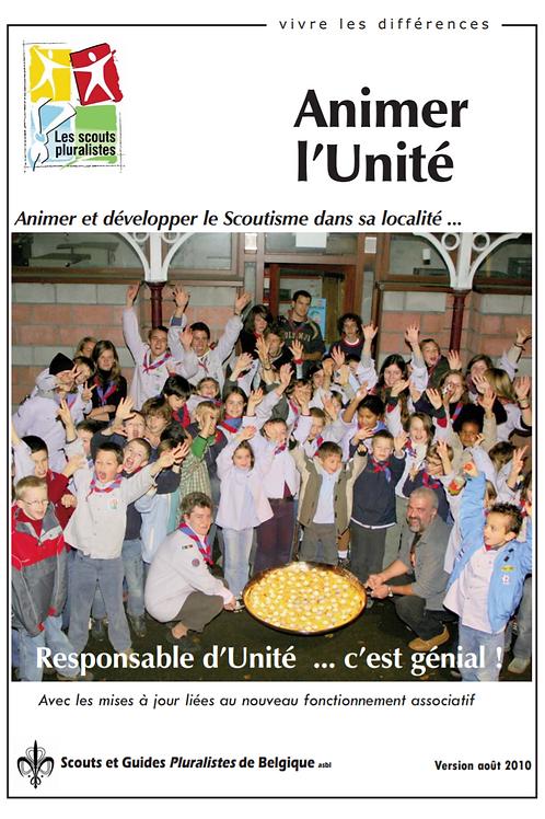 Animer l'Unité