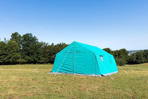 Tente Alpino - POLYSERVICE 25 M2 GREEN