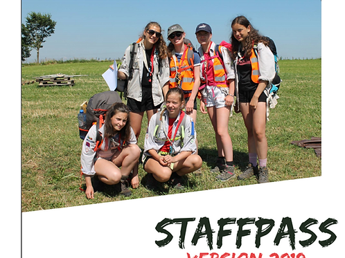 Staff Pass