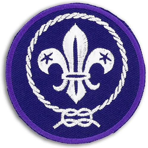 Badge Fun 13cm Mondial Scout