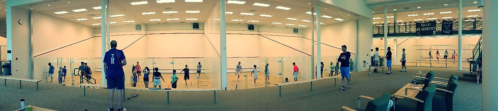 Squash Academy Squash Camps