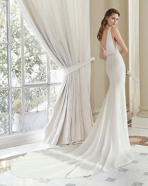 Robe de mariée Rosa Clara Couture présentée par Mariage Couture à Nemours