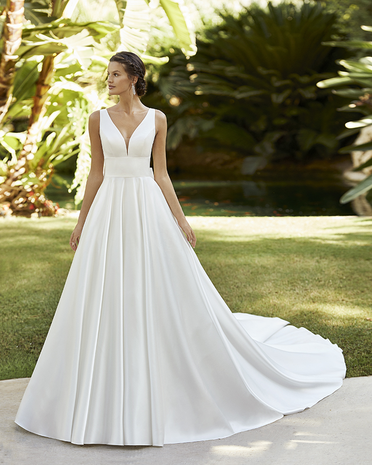 Robe Zuley - Collection Adriana Alier 2021