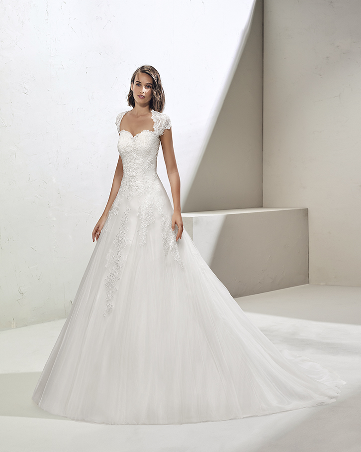 Robe Imelda - Collection Adriana Alier 2020