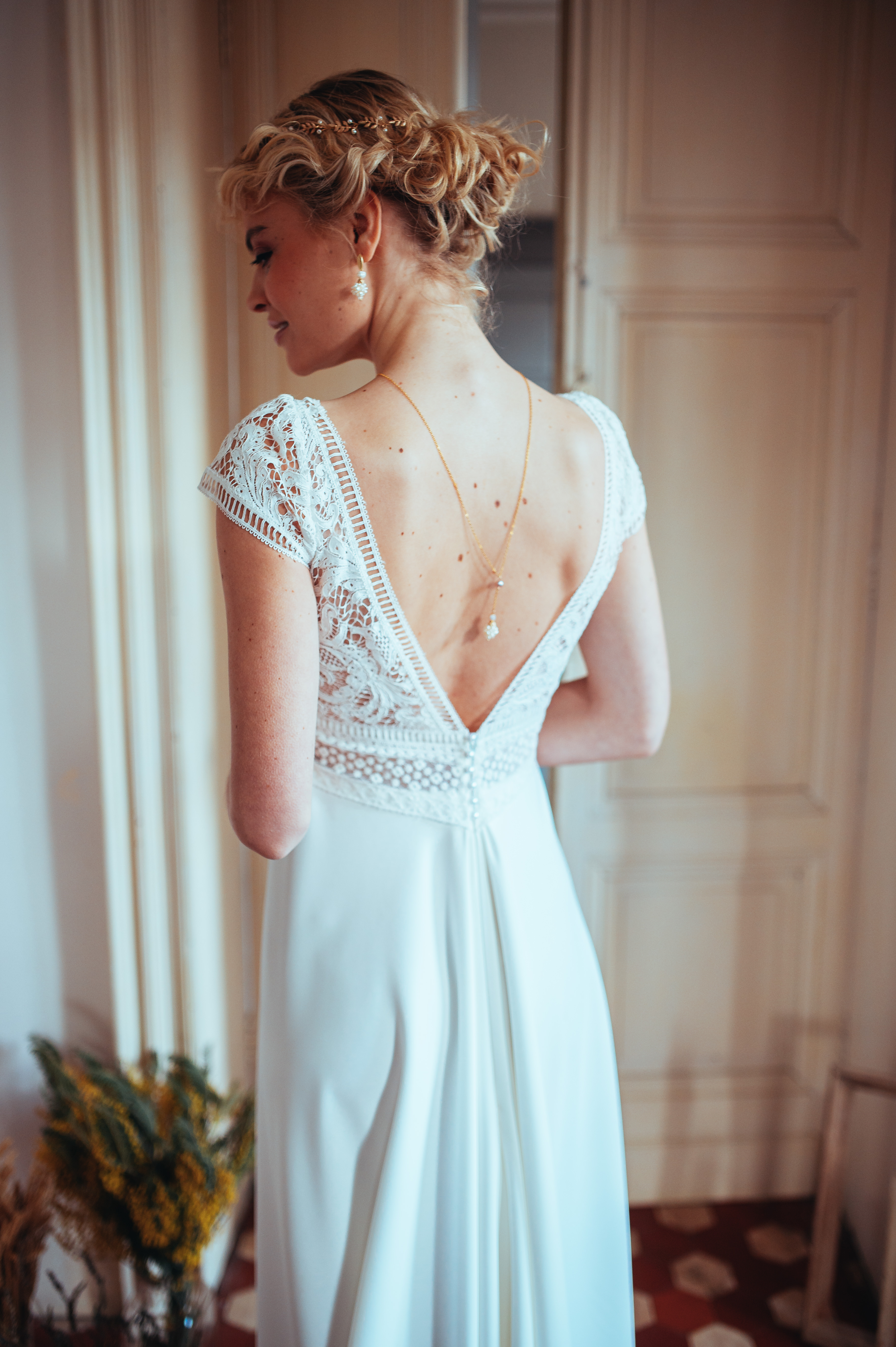 Robe Josephnie - Collection Elsa Gary 2021