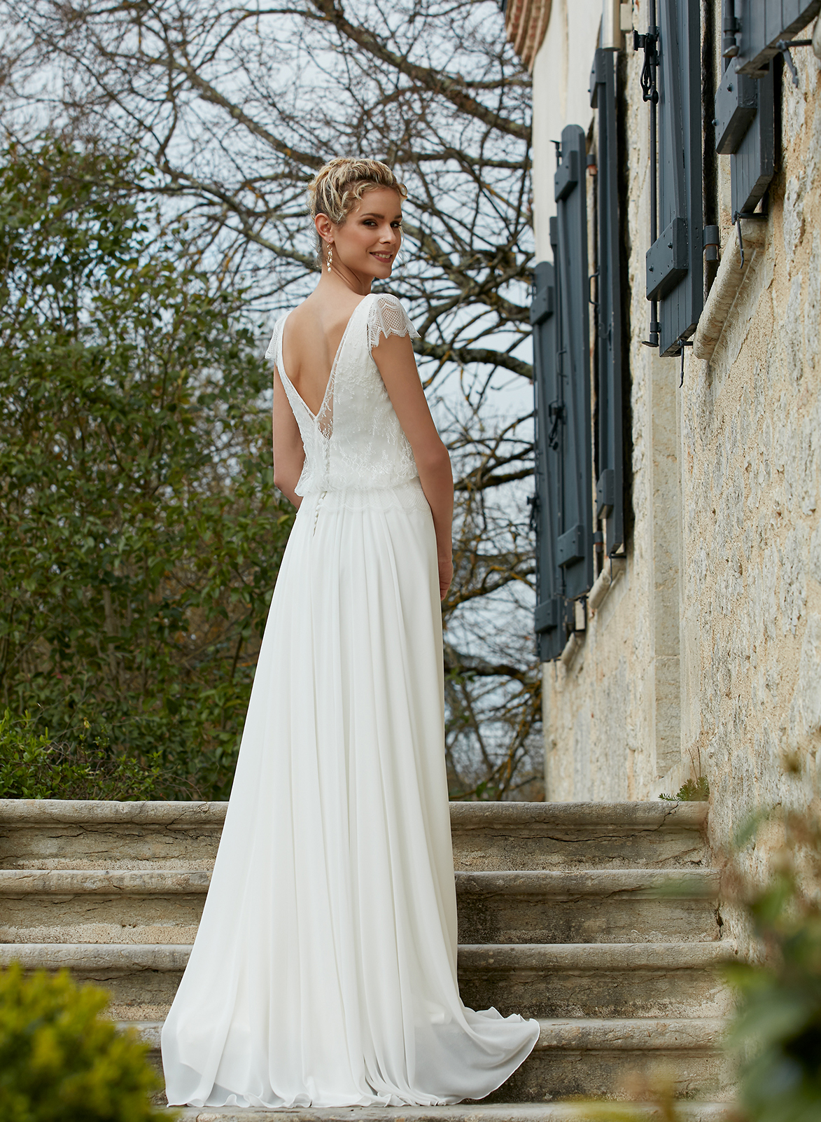 Robe Reverie - Collection Bochet Créations 2021