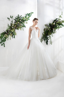 Robe Versailles - Collection Eglantine Créations 2021