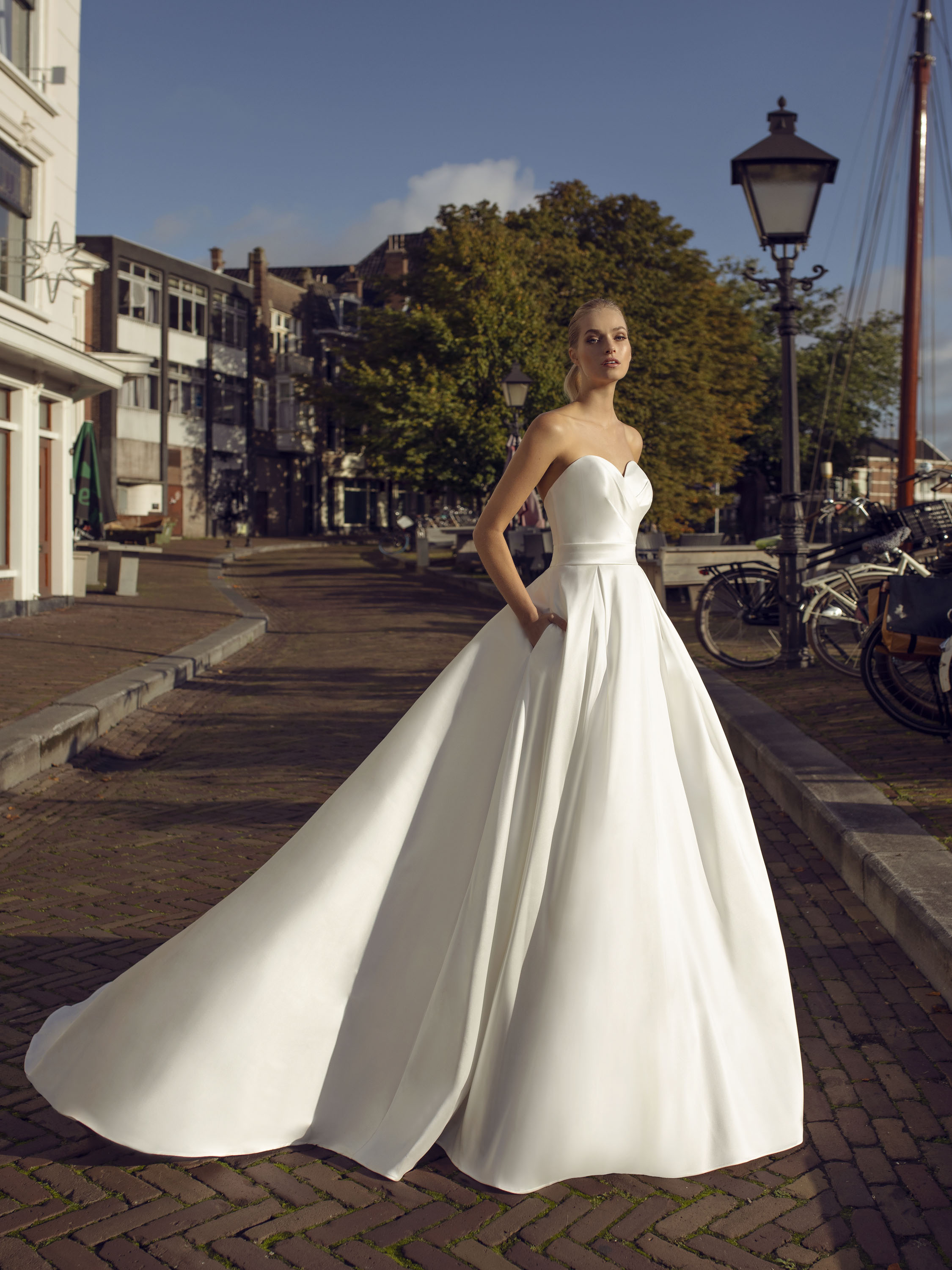Robe Kalise - Collection Modeca 2021