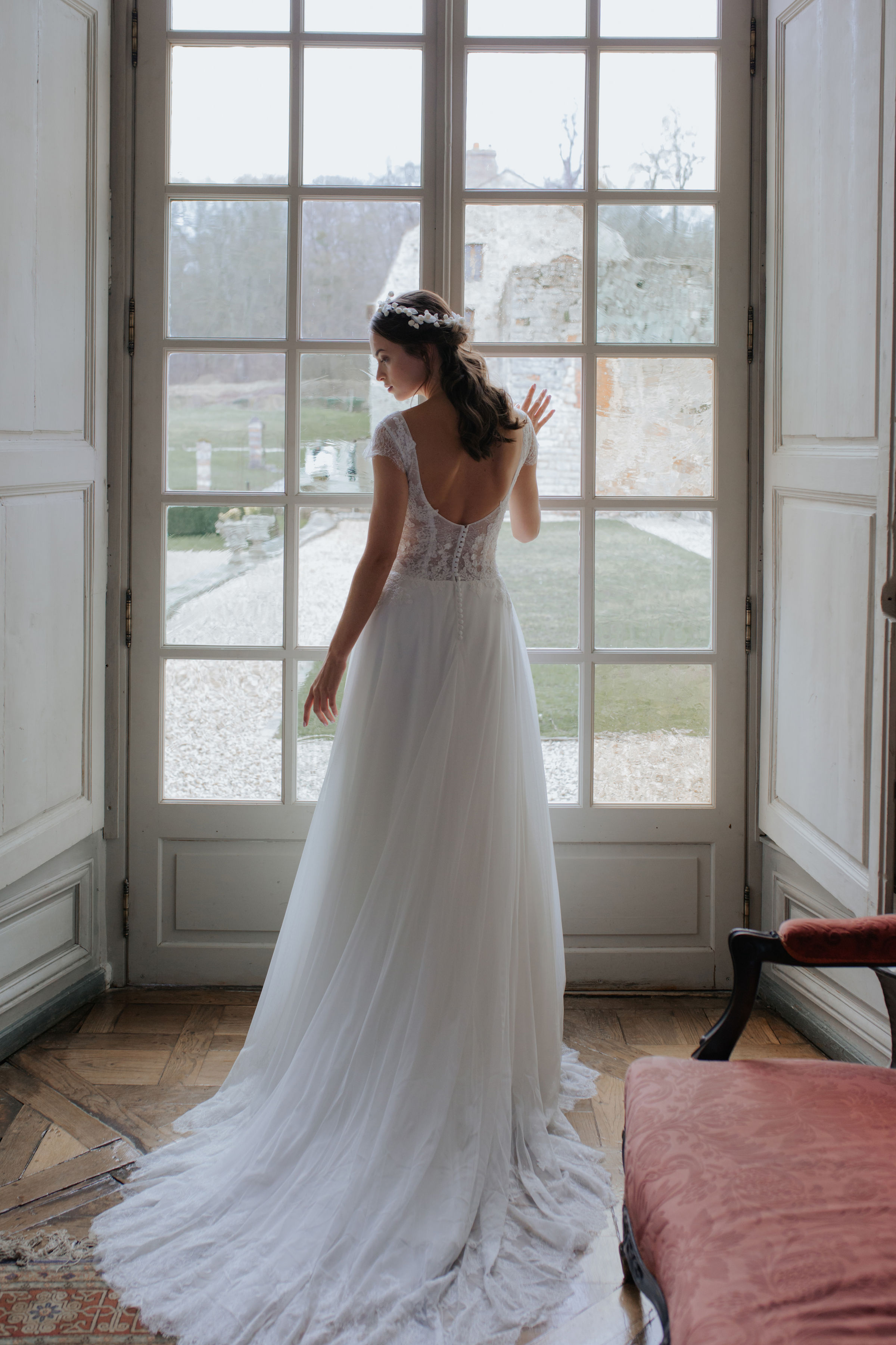 """Robe Jaspe - Collection """"Pour Un Oui"""" 2021"""