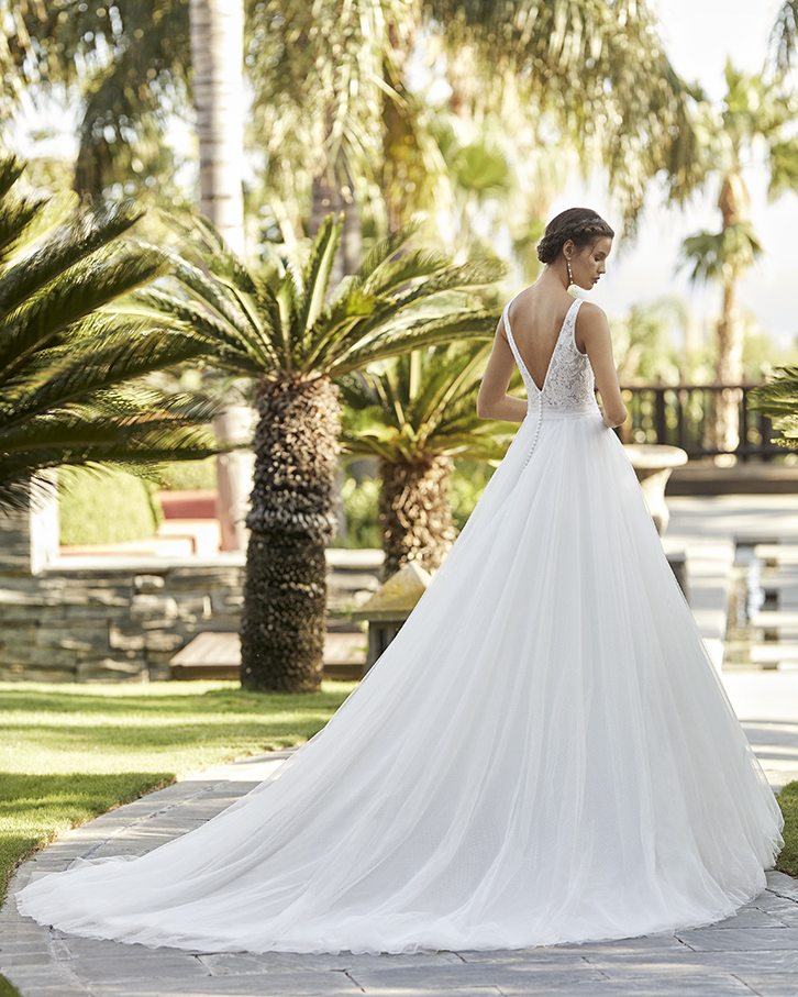 Robe Zeldin - Collection Adriana Alier 2021