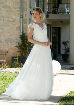 Robe Rosilda - Collection Bochet Créations 2021