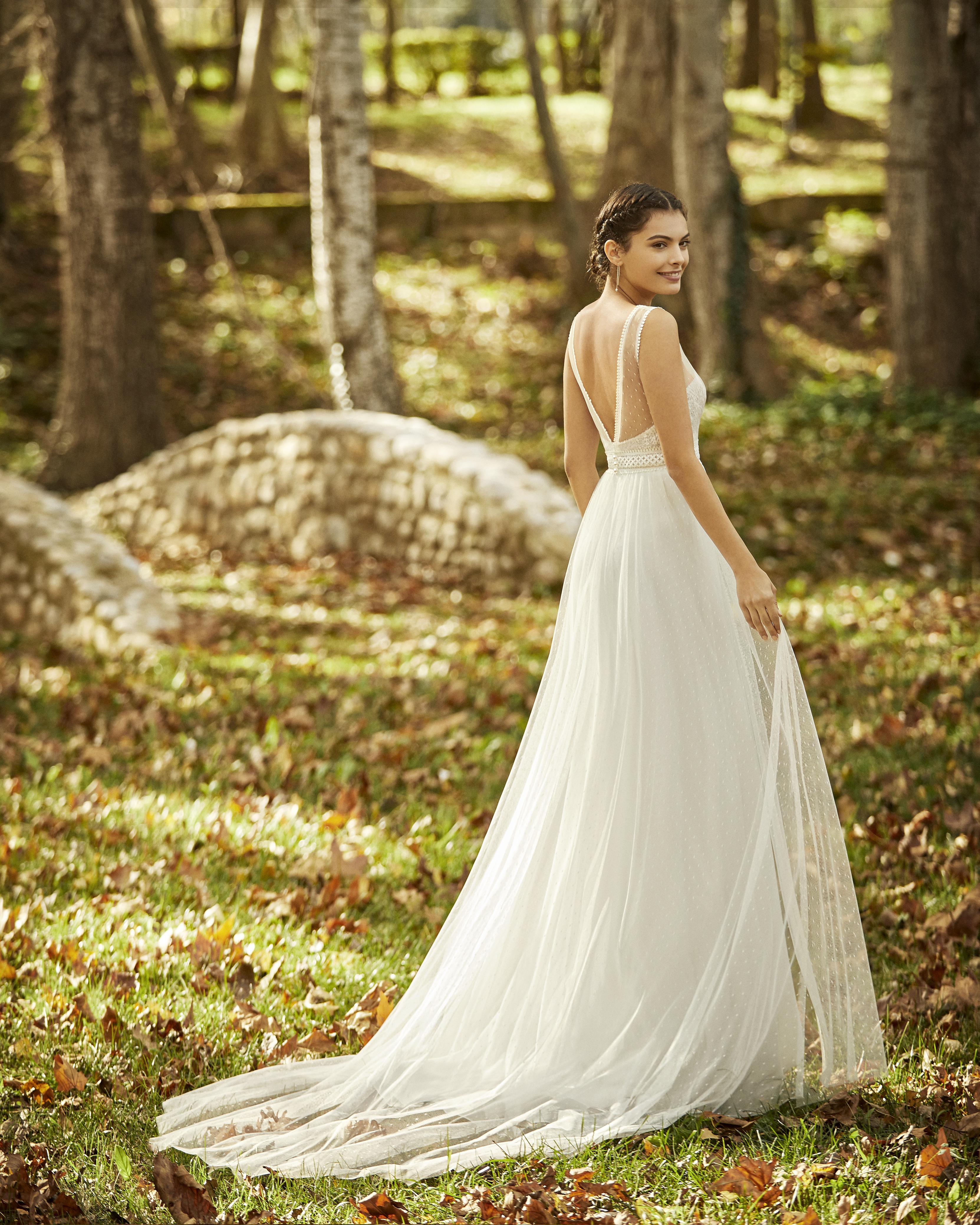 Robe Oceania - Collection Alma Novia 2020