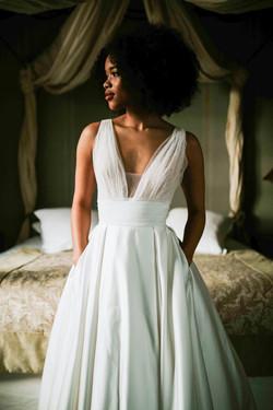 """Robe Geena - Collection """"Pour Un Oui"""" 2021"""