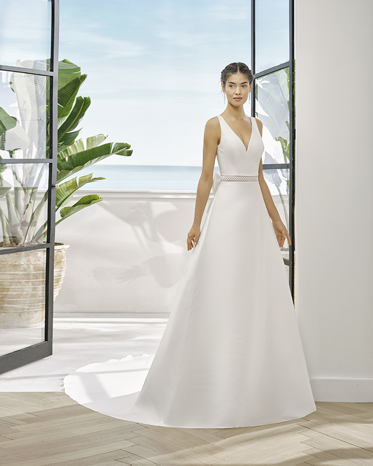 Robe Princesa - Collection Adriana Alier 2020