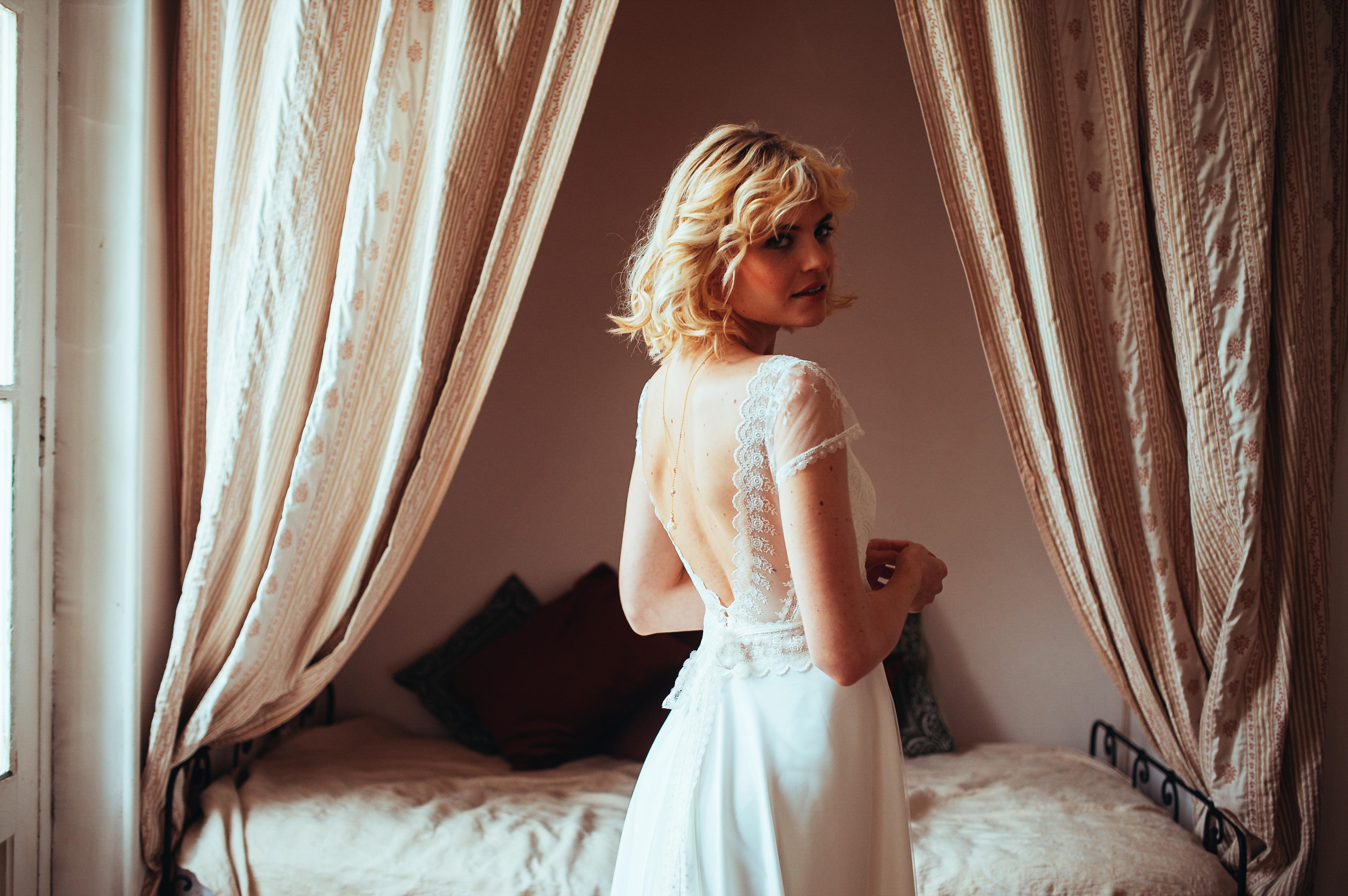 Robe Charlotte - Collection Elsa Gary 2021