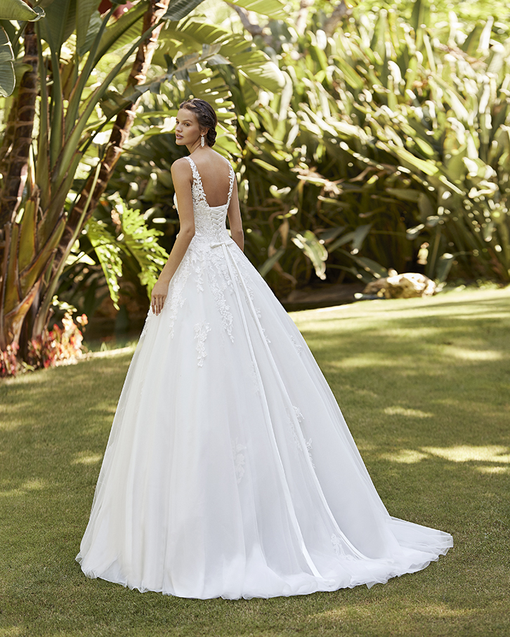 Robe Zilia - Collection Adriana Alier 2021