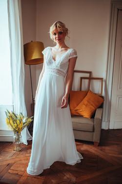 Robe Ombeline - Collection Elsa Gary 2021