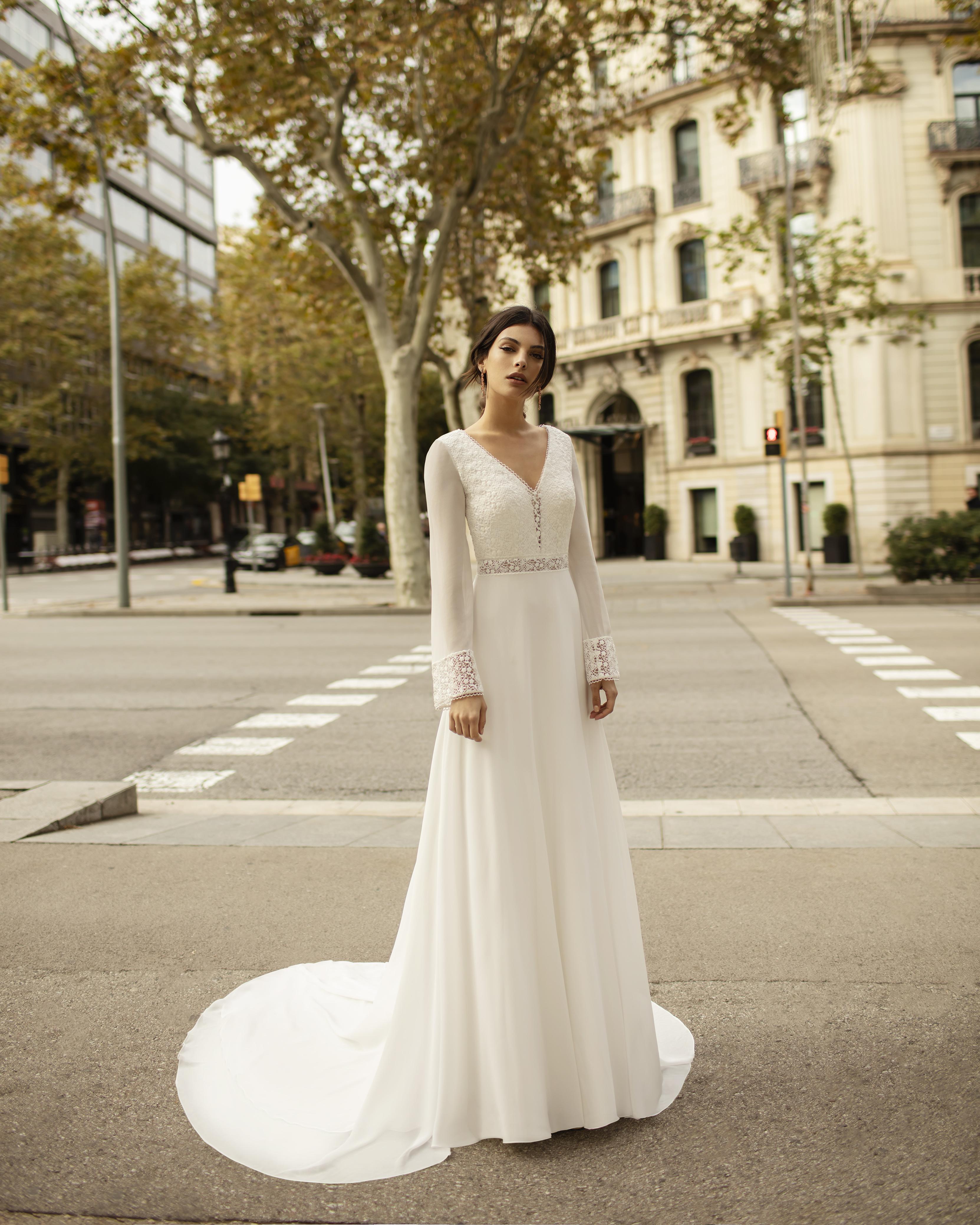 Robe Obice - Collection Alma Novia 2020