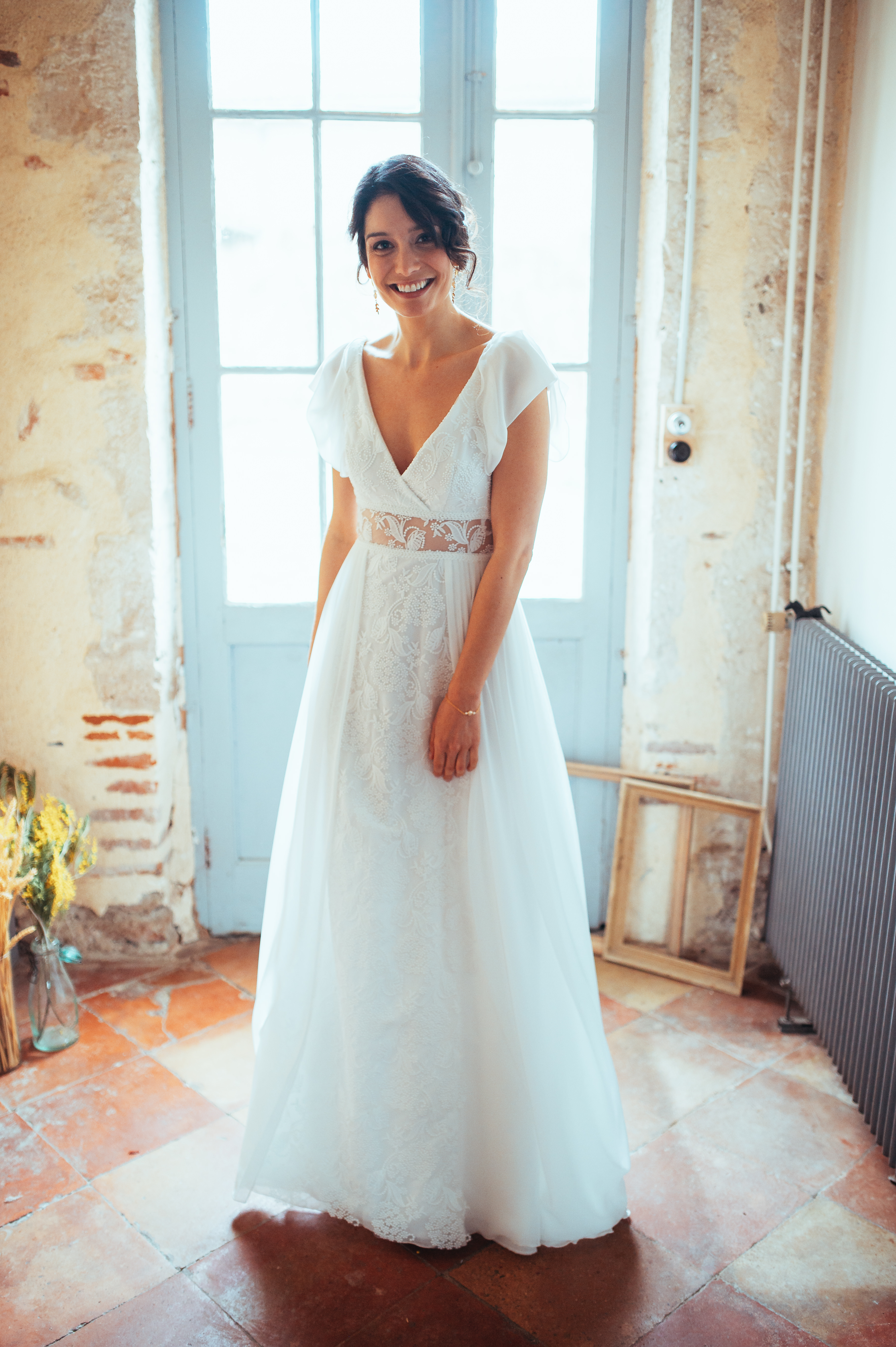 Robe Clothilde - Collection Elsa Gary 2021