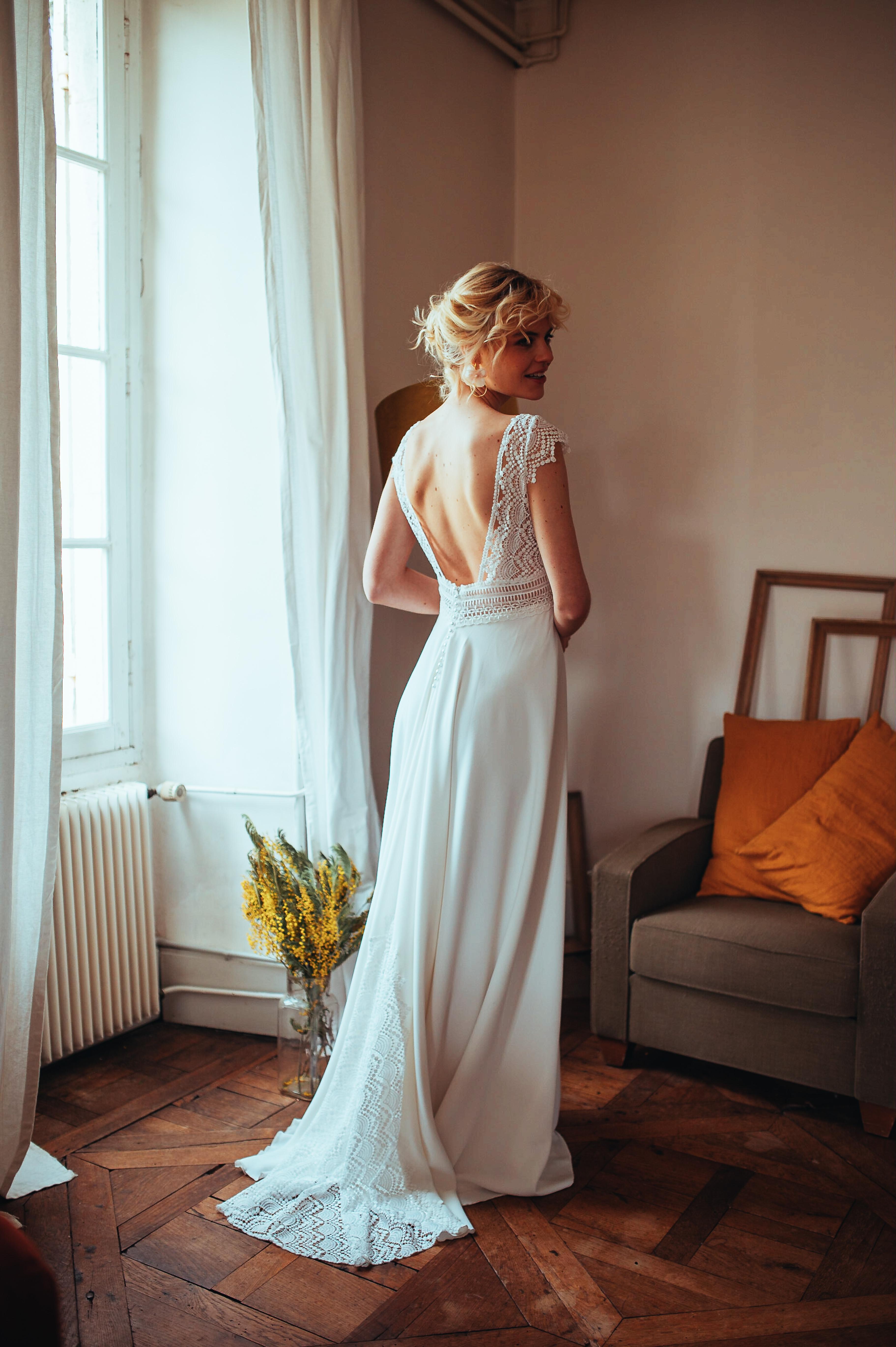 Robe Séville - Collection Elsa Gary 2021