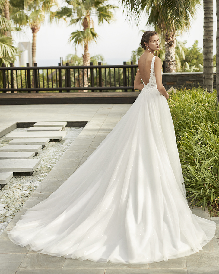 Robe Zenaida - Collection Adriana Alier 2021