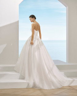 Robe Pincel - Collection Adriana Alier 2020