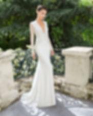 Robe de mariée Malvia collectio Rosa Clara Couture 2019 présentée par Mariage Couture en Seine et Marne