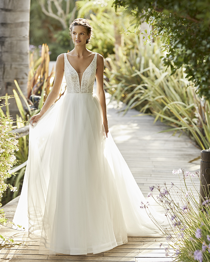 Robe Zelany - Collection Adriana Alier 2021