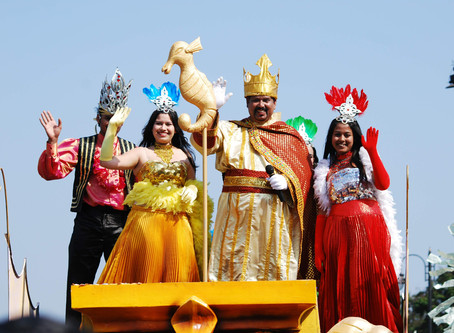 Carnival Traditions - Goa