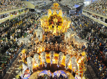Carnival Traditions, Global Expressions