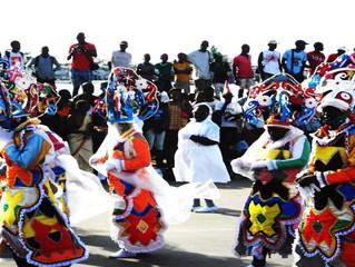 Carnival Traditions - Angola