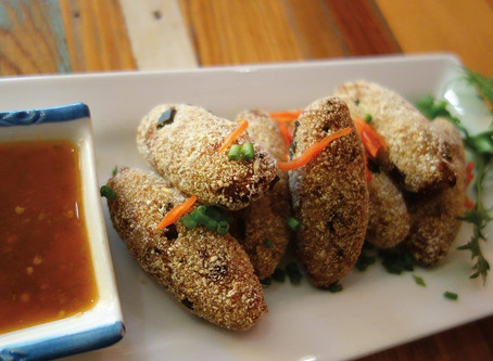 Recipe: Smoked Des Allemands Catfish Fritters
