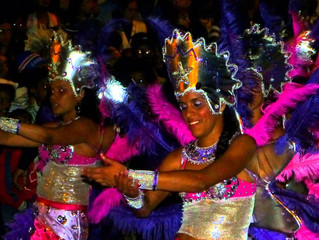 Carnival Traditions - Cabo Verde