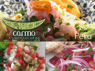The History in Your Ceviche